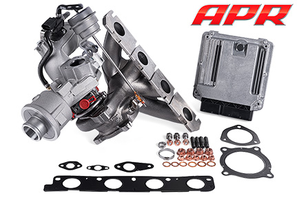 Turbo Kit S3 K042.0 TFSI - Q5 Image