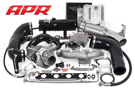 Turbo Kit Stage III GTX2.0 TSI - TT MKII Image