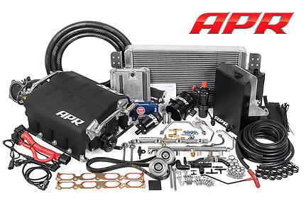 Supercharger Kit Stage III+ TVS17404.2L FSI - A5 B8 Image