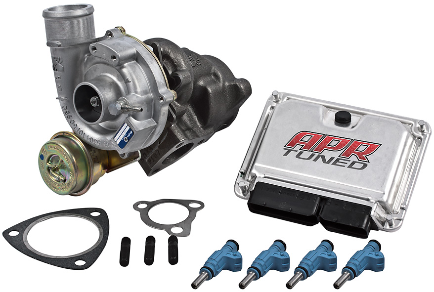 Turbo Kit K041.8T - A4 B6 Image