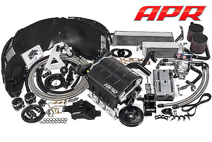Supercharger Kit Stage III+ TVS1740V8 4.2L FSI - R8 Image