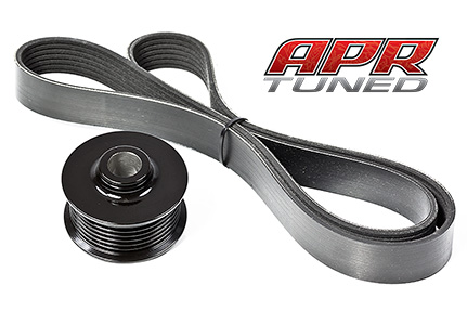 Supercharger Pulley Upgrade 3.0 TFSI - A4 B8 Image