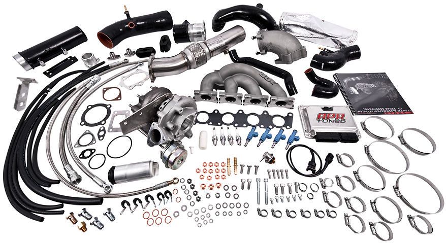 Turbo Kit Stage III1.8T - A3 8L Image