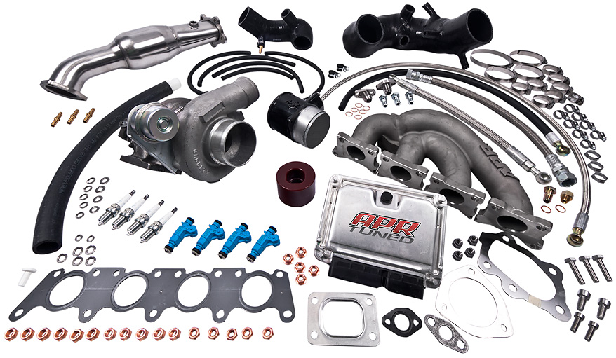 Turbo Kit Stage III+1.8T - A4 B6 Image